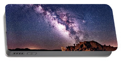 Bisti Badlands Night Sky Portable Battery Charger