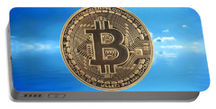 Bitcoin Revolution Portable Battery Charger