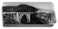 Bixby Bridge - Big Sur - California Portable Battery Charger