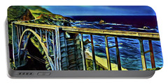 Bixby Creek Bridge - Big Sur Portable Battery Charger