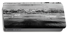 Black Beach  Portable Battery Charger