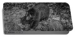 Black Bear Salmon Seeker Portable Battery Charger