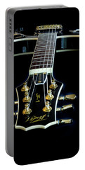 Portable Battery Charger featuring the photograph Black Beauty by Bill Gallagher