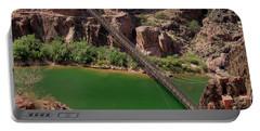 Black Bridge, Grand Canyon  Portable Battery Charger