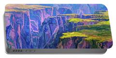 Black Canyon Colorado Portable Battery Charger