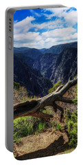 Black Canyon Of The Gunnison First Look Portable Battery Charger