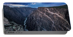Black Canyon Of The Gunnison National Park Portable Battery Charger