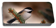 Black-capped Cickadee II Portable Battery Charger
