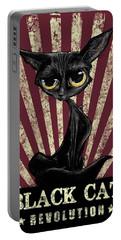 Black Cat Revolution Portable Battery Charger