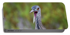 Portable Battery Charger featuring the photograph Black-crowned Night Heron by John F Tsumas