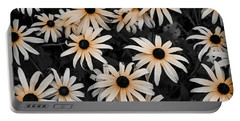 Portable Battery Charger featuring the photograph Black Eyed Susan by Elena Elisseeva