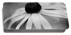 Black Eyed Susan Portable Battery Charger by Michelle Joseph-Long