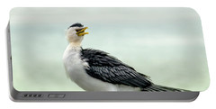 black faced Cormorant 02 Portable Battery Charger