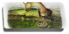Black-footed Ferret Portable Battery Charger