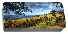 Black Hills Autumn Portable Battery Charger