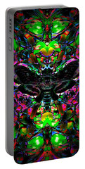 Black Moth Portable Battery Charger