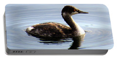 Black Necked Grebe Portable Battery Charger