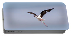Black Necked Stilt 2 Portable Battery Charger