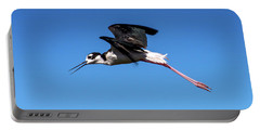 Black Necked Stilt Portable Battery Charger
