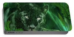 Black Panther - Spirit Of Rebirth Portable Battery Charger