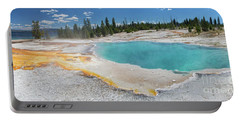 Black Pool Panoramic Portable Battery Charger