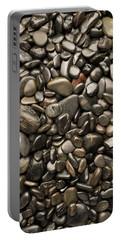 Black River Stones Portrait Portable Battery Charger