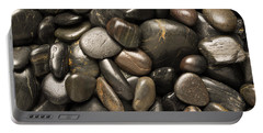 Black River Stones Square Portable Battery Charger