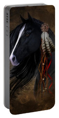 Black Stallion  Portable Battery Charger