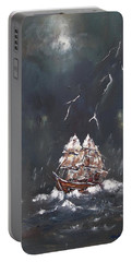 Black Storm Portable Battery Charger