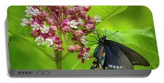 Black Swallowtail 54 Portable Battery Charger