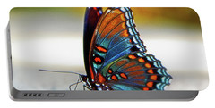 Black Swallowtail Butterfly 003 Portable Battery Charger