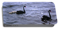 Black Swan Family Portable Battery Charger
