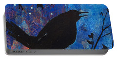 Blackbird Singing Portable Battery Charger