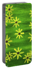 Blackeyed Susan Portable Battery Charger