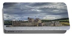 Blackness Castle Portable Battery Charger