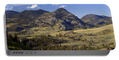 Blacktail Road Landscape 2 Portable Battery Charger
