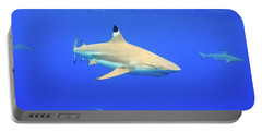 Blacktip Reef Shark Portable Battery Charger