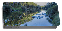Blackwood River Rocks, Bridgetown, Western Australia Portable Battery Charger