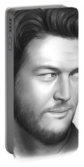 Blake Shelton Portable Battery Charger