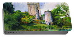 Blarney Castle Landscape Portable Battery Charger