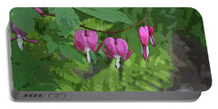 Bleeding Hearts 2 Portable Battery Charger