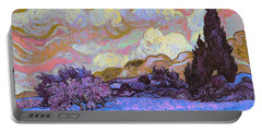 Blend 20 Van Gogh Portable Battery Charger by David Bridburg
