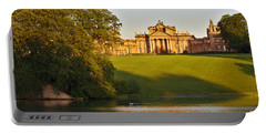 Blenheim Palace And Lake Portable Battery Charger