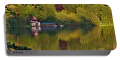Blenheim Palace Boathouse 2 Portable Battery Charger