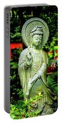 Blessings Of A Goddess Portable Battery Charger