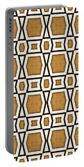 Block Party By Patricia Griffin Portable Battery Charger