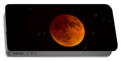 Blood Moon Lunar Eclipse 2015 Portable Battery Charger