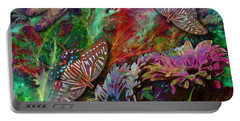 Blooming Color Portable Battery Charger