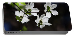 Blooming Dogwoods In Yosemite 4 Portable Battery Charger