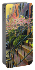 Blooms Of New York Portable Battery Charger
